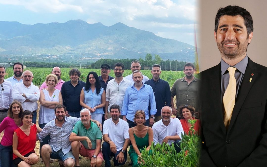 Puigneró no sospesa dimitir després d'aixecar la camisa al poble, amb la complicitat de partits i mitjans La paella estiuenca de Pilar Rahola mai no passa desapercebuda i també esquitxa Fachín