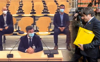 Judici escortes Puigdemont-Puigdemont detingut Alemanya