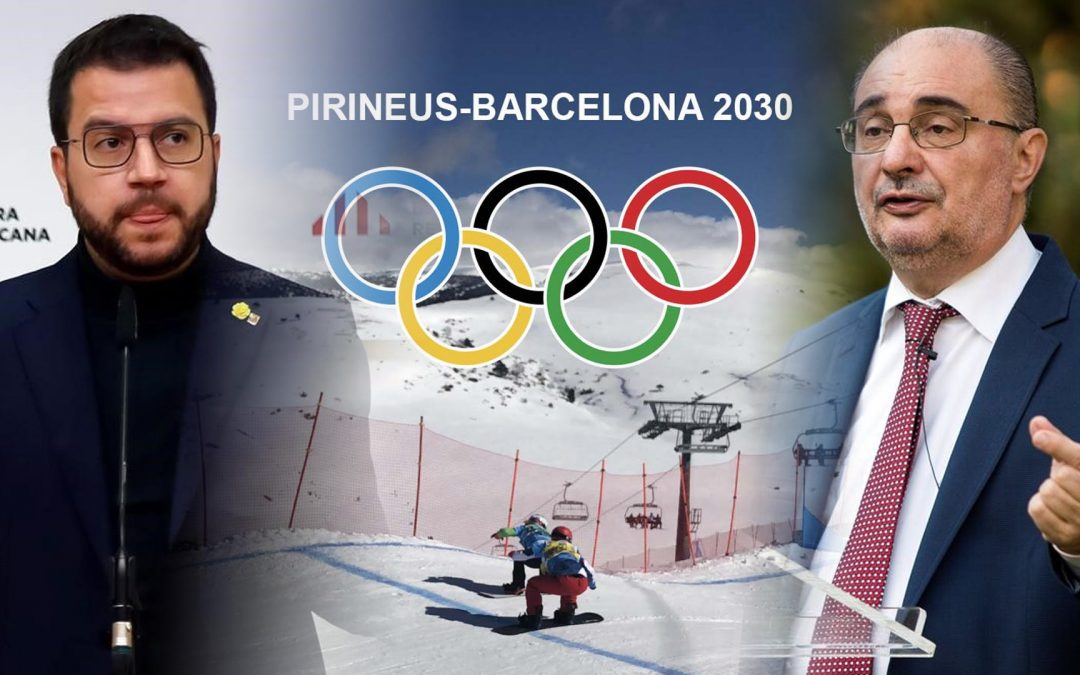 Olimpics Hivern - Pere Aragones - Lamban