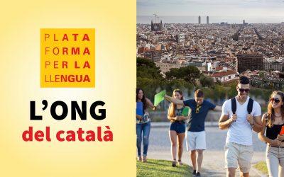 Plataforma per la Llengua-Gent parlant a Barcelona