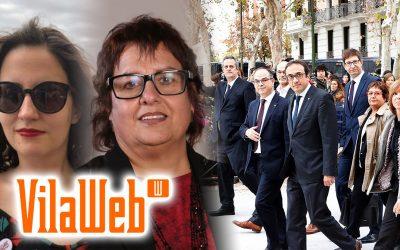 Dolors Bassa fa indignar les xarxes quan diu que no hem guanyat En una entrevista a Vilaweb també contradiu la veritat quan afirma que van anar a detenir-la a casa seva