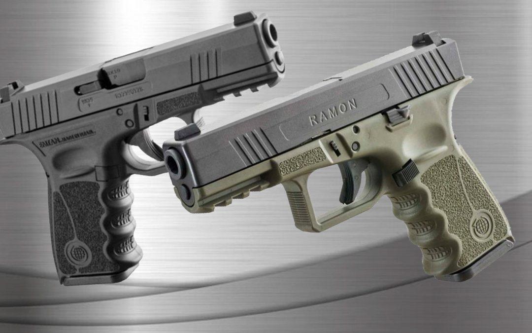 La nova pistola de la Guàrdia Civil es diu Ramon i brilla en la foscor L'Estat espanyol malbarata 1.614.000 euros en 6.000 armes fabricades pel proveïdor de l'exèrcit d'Israel
