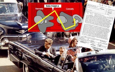Kennedy-Teoria de la conspiracio