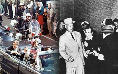 Kennedy+Jack Ruby assassinant Lee Harvey Oswald