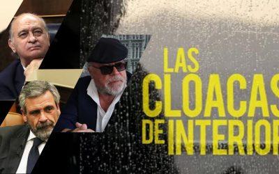 Las cloacas de interior- Jorge Fernandez Diaz-Comisario Villarejo-Daniel de Alfonso