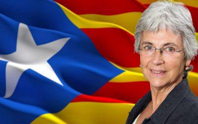 La veritat de la mort de Muriel Casals solament la sabrem després de la independència Sense tenir tribunals, lleis, partits polítics, Parlament, policia i mitjans de comunicació lliures -que no tenim-, ens trobem com amb Franco viu