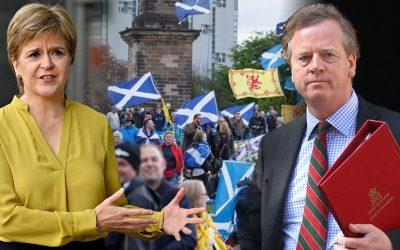 Sturgeon-referèndum escocès-Alister Jack Scottish Secretary