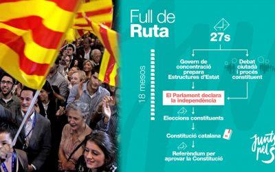 Fa 6 anys que ens van prometre fer la independència a 18 mesos La victòria a les plebiscitàries del 27-S del 2015 va ser bescanviada pel referèndum del 1r d'octubre, que no van aplicar