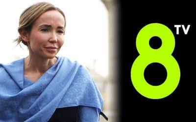 L'exdona de Josep Maria Mainat, nova col·laboradora d'un programa de 8TV Angela Dobrowolski s'hi estrena amb una secció de càmera oculta de caire sensacionalista