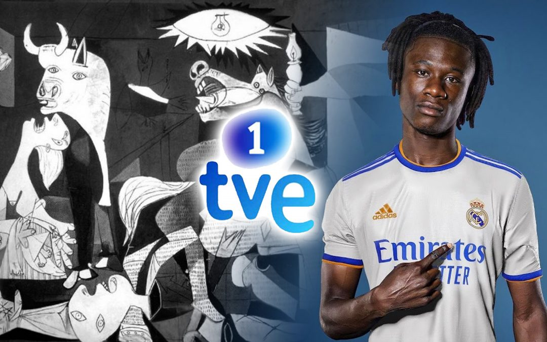 """TVE1 es cobreix de glòria en qualificar el 'Guernica' de Picasso com a """"símbol de reconciliació"""" 'Estudio Estadio' obre un expedient a una tertuliana per un comentari racista mentre els comentaristes de futbol s'esforcen per ometre la paraula """"Kosovo"""""""