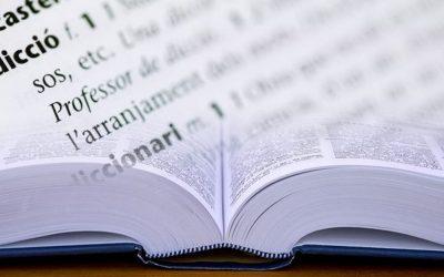 Diccionari català