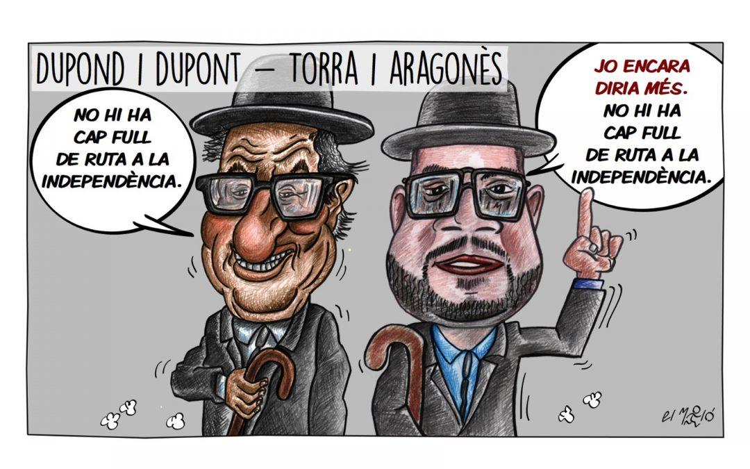 Dupond i Dupont Vinyeta