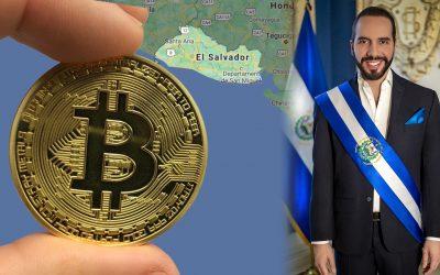 Nayib Bukele-El Salvador-Bitcoin