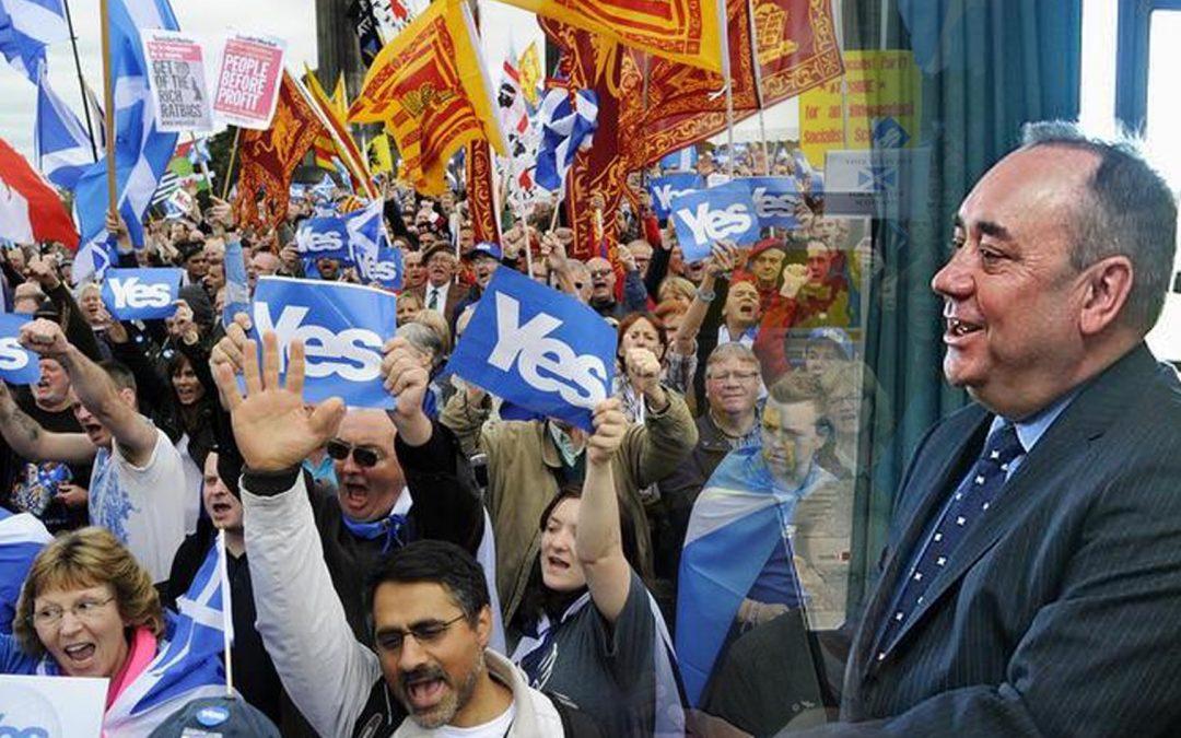 Es compleixen 7 anys de la tupinada al referèndum d'independència d'Escòcia Les apostes, els paperets de vot sense codi i la manca de garanties demostren que l'independentisme escocès, traït pels seus, no podia guanyar mai el referèndum