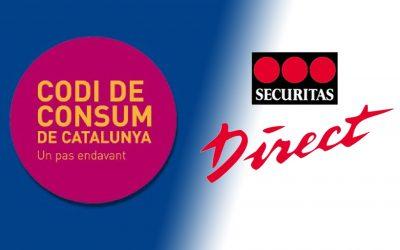 Securitas Direct-Codi de Consum de Catalunya