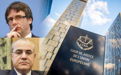 Tribunal General Unió Europea- Puigdemont-Llarena