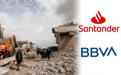 conflicte bèl·lic al Iemen-Banco Santander-BBVA