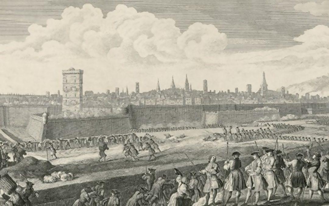 setge de Barcelona 1714
