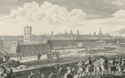 11 de setembre de 1714: Barcelona capitula després de més de 400 dies de setge de les tropes franco-castellanes Les dones i homes de Barcelona són el millor exemple pels qui volem la independència, per això els honorem amb la Diada nacional