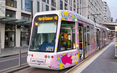 tramvia Melbourne