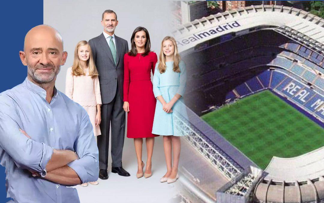 Antonio Lobato-Casa Real-camp Santiago Bernabéu