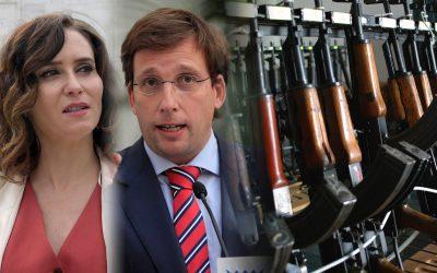 Madrid acollirà una fira d'armes al novembre Una plataforma per la pau en demana el boicot, la cancel·lació i una auditoria dels comptes