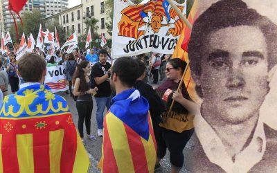 Avui, 9 d'octubre, és la Diada del País Valencià Es commemora l'entrada de Jaume I a la ciutat de València el 1238