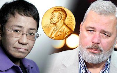 Dmitry Muratov-Maria Ressa-premi Nobel