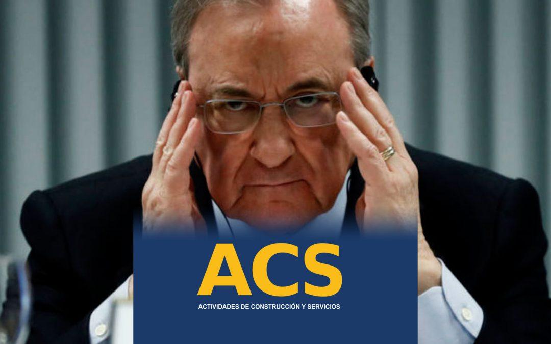 L'empresa de Florentino Pérez, sancionada amb 30 milions d'euros per arreglar licitacions de l'AVE La Comisión Nacional del Mercado de Valores xifra el frau en 4.142 milions, comès per vuit companyies entre 2002 i 2017