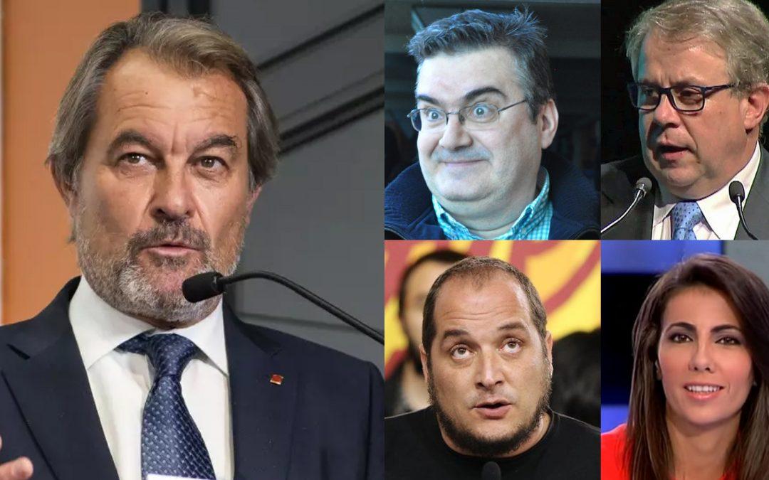 Mas-Sergi Pàmies-Jaume Padrós-David Fernandez-Ana Pastor