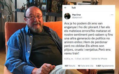 Pep Cruz-tuit