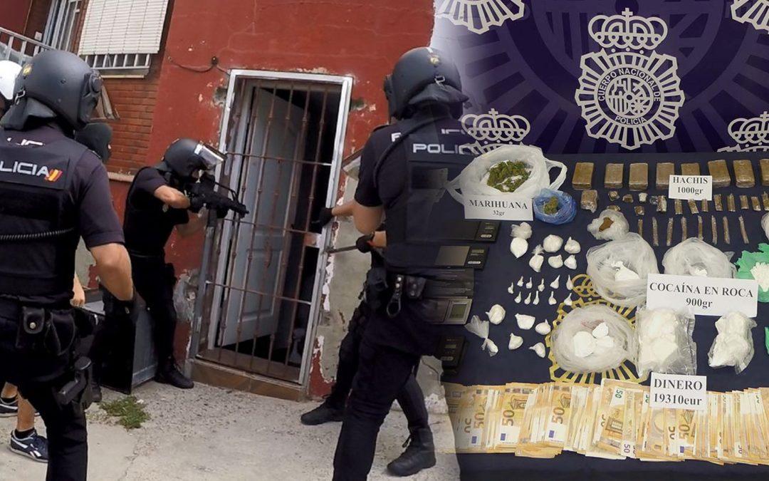 La corrupció policial esdevé malaltia crònica a Espanya Assumptes Interns deté tots els agents del grup d'estupefaents de Mèrida en una operació antidroga i admet problemes greus a Andalusia