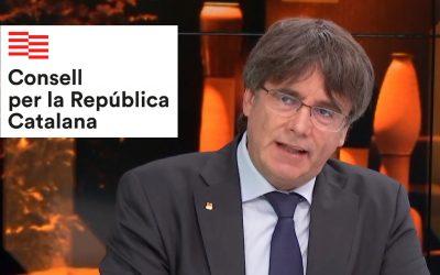 Puigdemont-Consell per la República