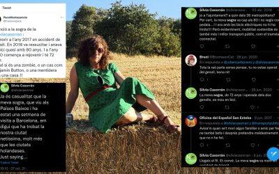 Sílvia Casorrán torna a incendiar les xarxes, que no es creuen el seu estol de sogres La cirereta ha estat que una de les sogres afirmi que Barcelona està molt més neta que els Països Baixos