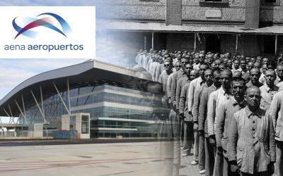 aeroport Santiago de Compostela-Aena-Presos franquistas